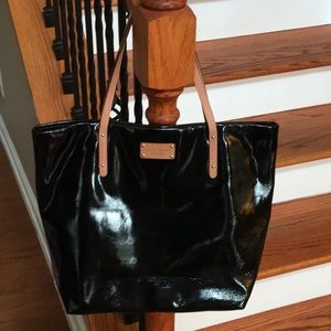 ♠️ Kate Spade Patent leather tote ♠️